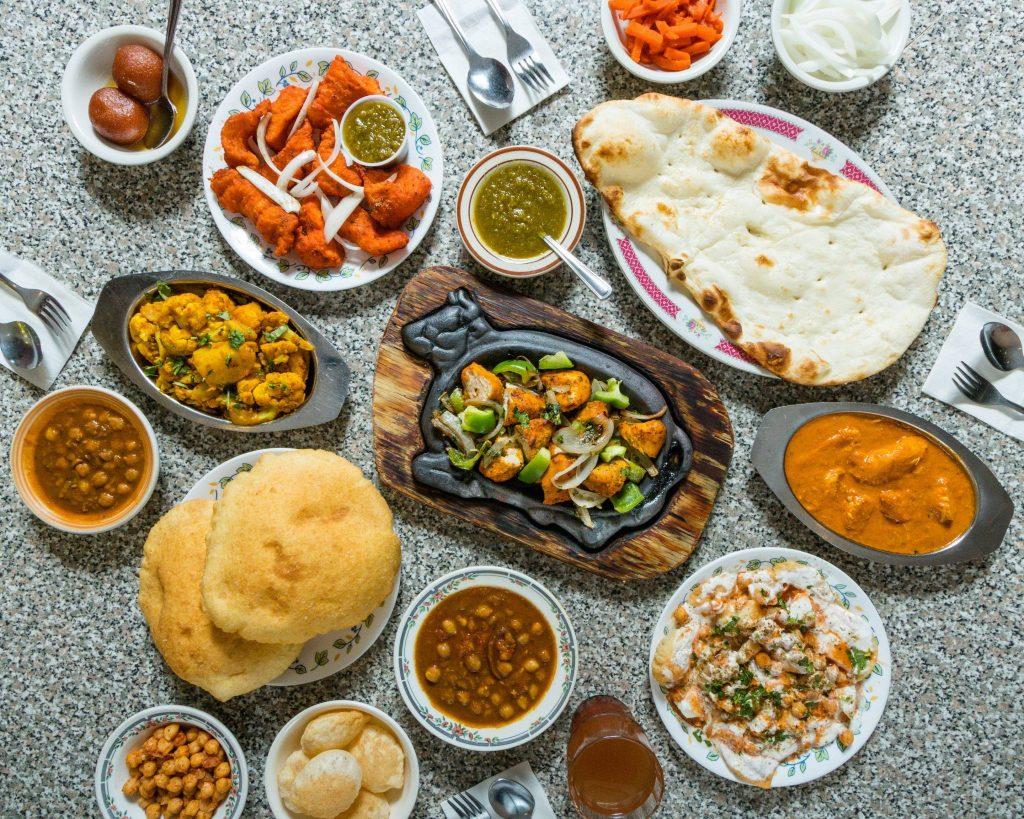 best Indian cuisine in Perth