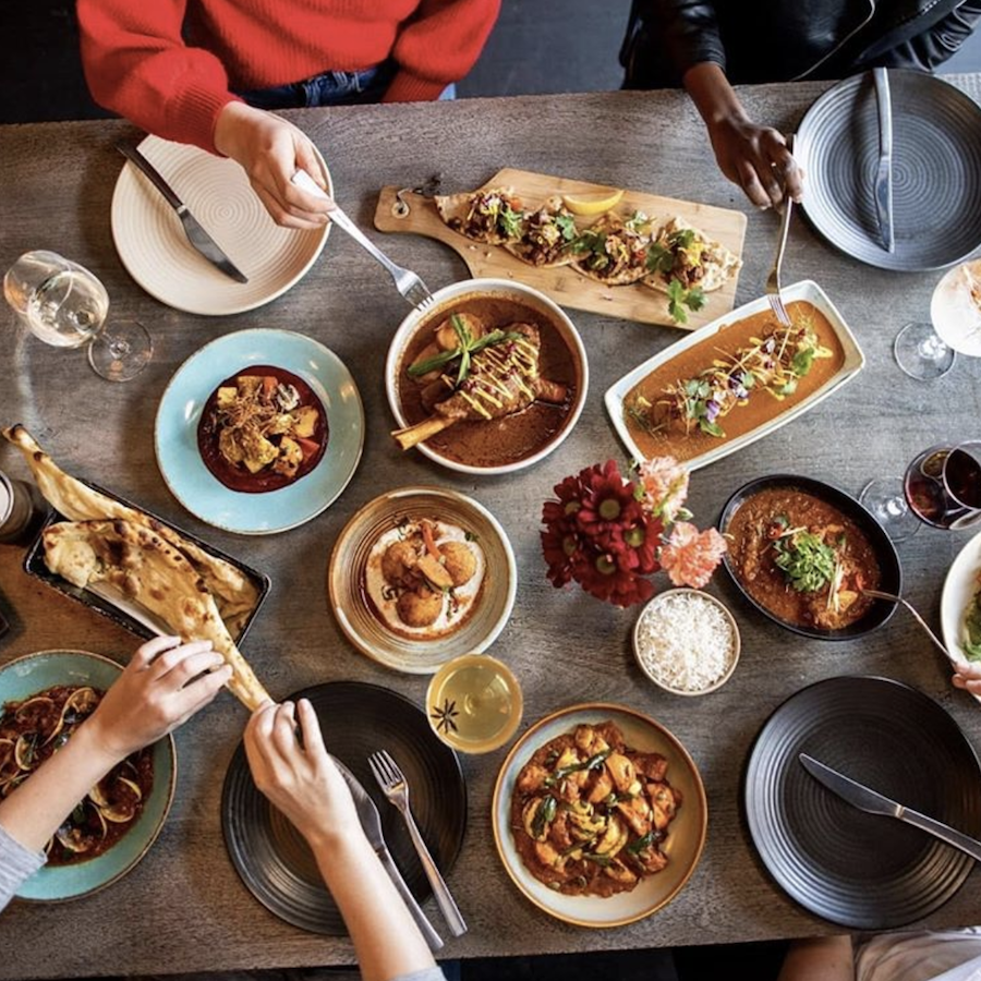 Indian restaurants in Perth